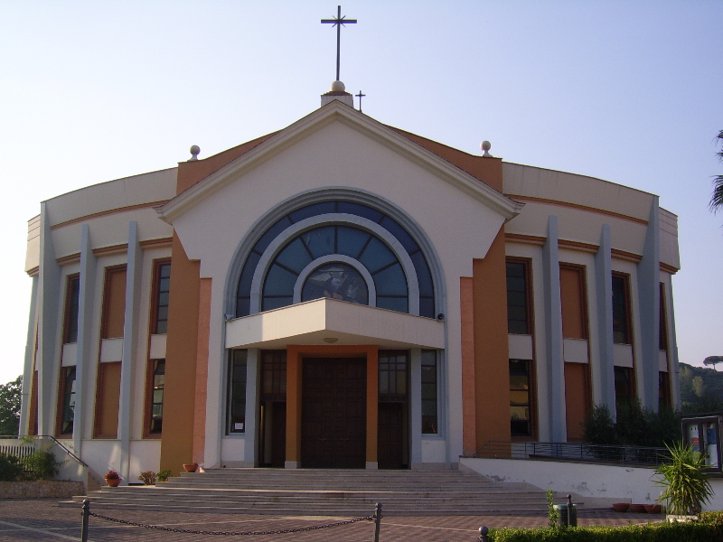 facciata chiesa san michele arcangelo nocera superiore